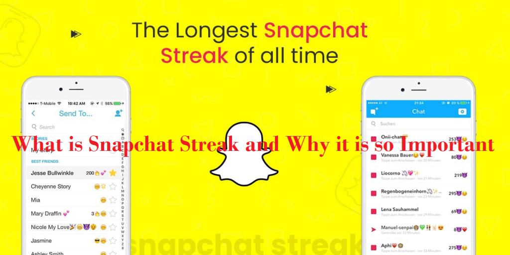 What is Snapchat Streak